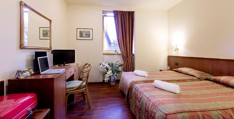 Hotel benessere 3 stelle a Tivoli Terme vicino Roma - Hotel Tivoli